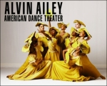 Alvin Ailey Dance Poster