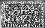 William Morris Kelmscott Press