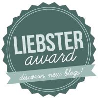 liebster award sticker