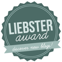liebster award sticker