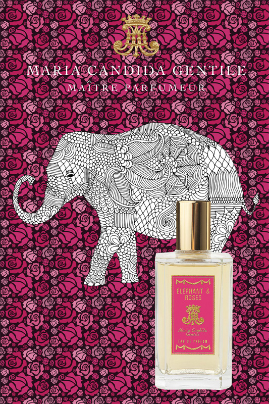 MPG Elephant Rose