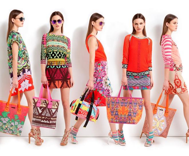 Custo Barcelona fashions, from Photoquivir 2015.