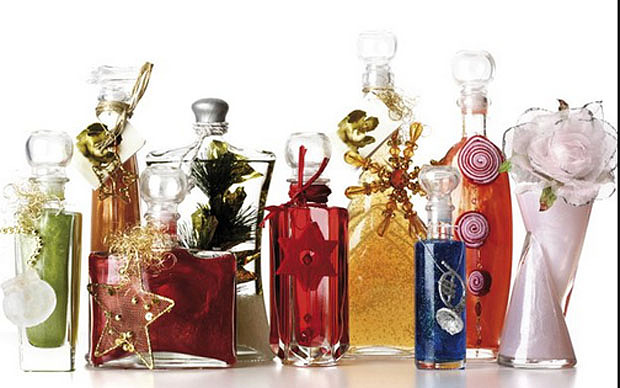 Christmas perfume gifts