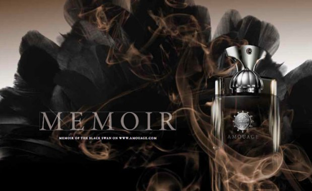 Fragrance Friday: Amouage's Memoir Woman