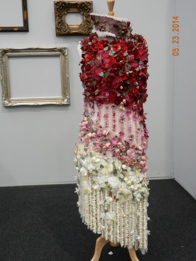 Flower Dress Chelsea 2014