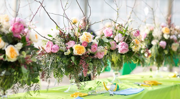 Expanding the Horizons of FloralDesign