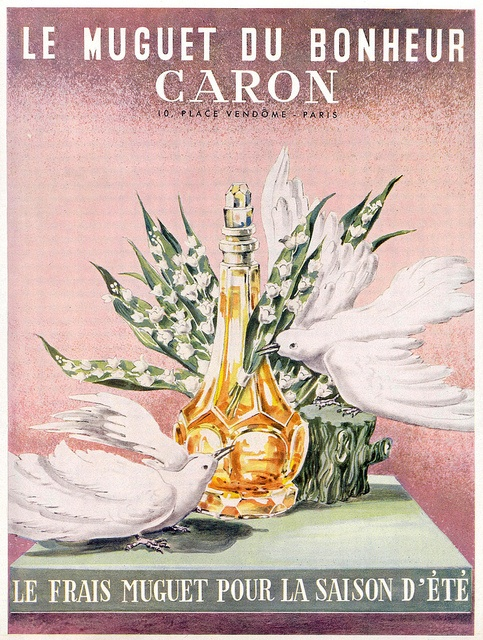 Caron Muguet du Bonheur