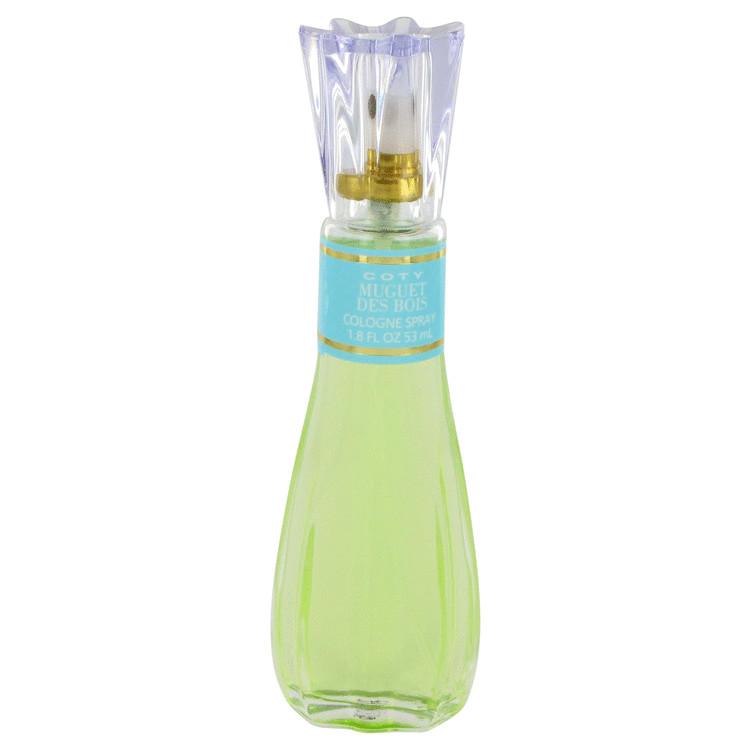 Coty bottle of MdB