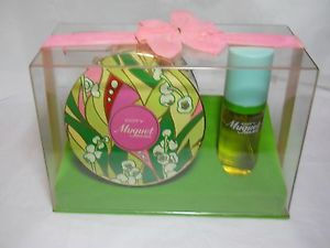 Coty Muguet des Bois gift set of powder and eau de toilette