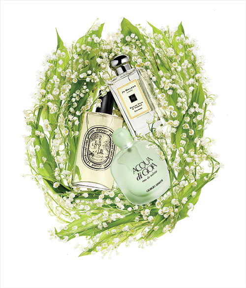 May Muguet Marathon: Perfume/Bouquet Pairings