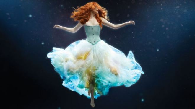 Poster image for Tori Amos' new musical The Light Princess, with Rosalie Craig.