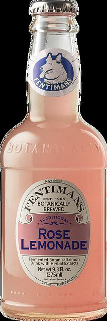 Bottle of Fentiman's Rose Lemonade.