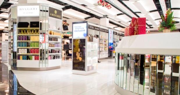 Perfume Tourism: I'mBa-a-a-ack!