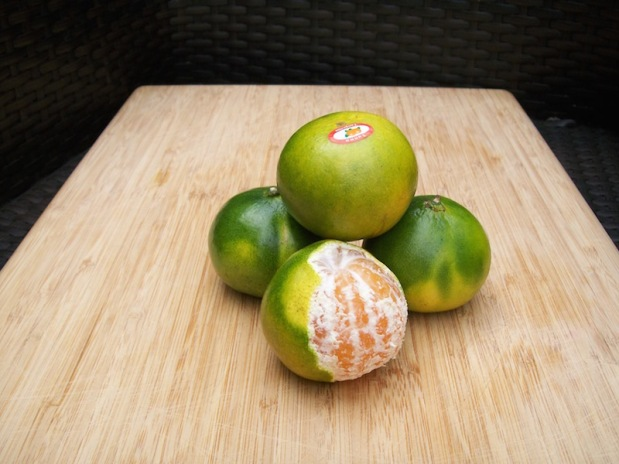 Fragrance Friday: Tangerine Vert, andGlow