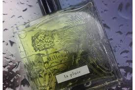 Bottle of La Pluie eau de parfum by Miller Harris