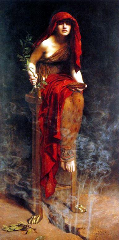 Delphi Pythia