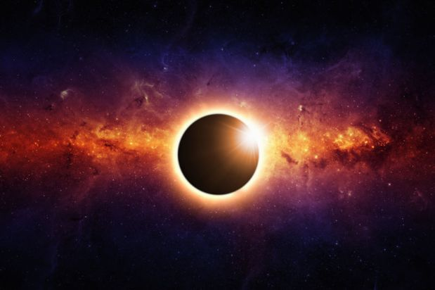 Fragrance Friday: Total Eclipse of the Sun