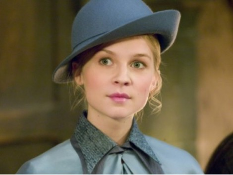 Beauxbatons student and TriWizard champion Fleur Delacour