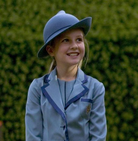 Gabrielle Delacour, Beauxbatons students and little sister of Fleur Delacour