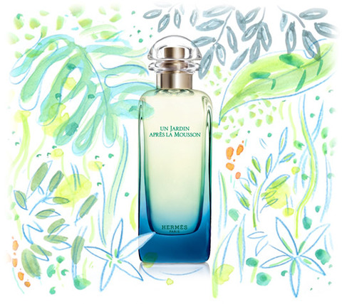 Fragrance Friday: Un Jardin Apres La Mousson