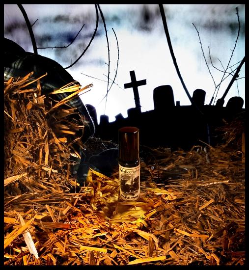Solstice Scents perfume oil Riverside Hayride