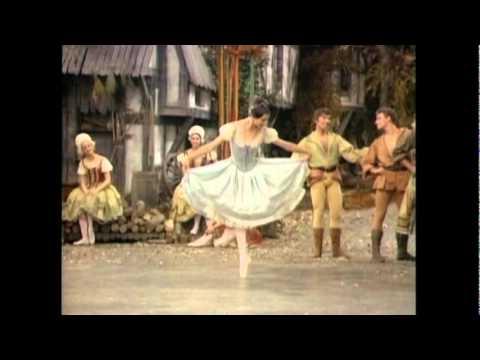 Giselle ballet opening