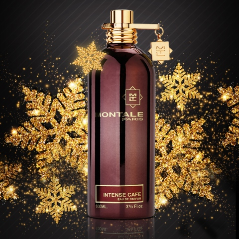 Montale Intense Cafe snowflakes