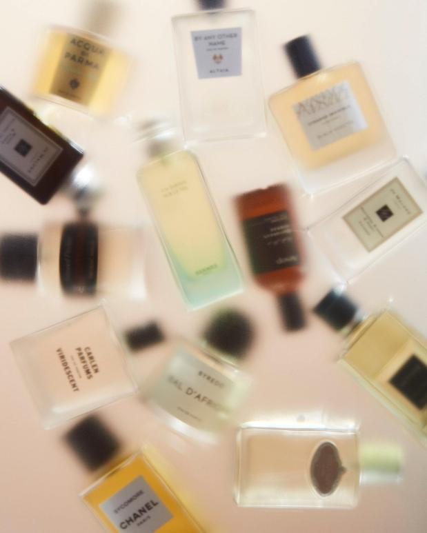 Great Perfumes, from the NY Times