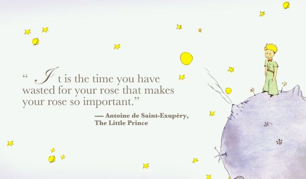 Fragrance Friday and Saturday Snippet: Le PetitPrince