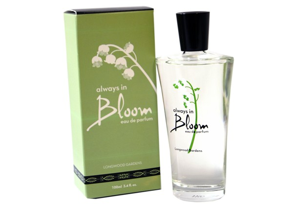 Always in Bloom fragrance by Olivier Polge for Longwood Gardens