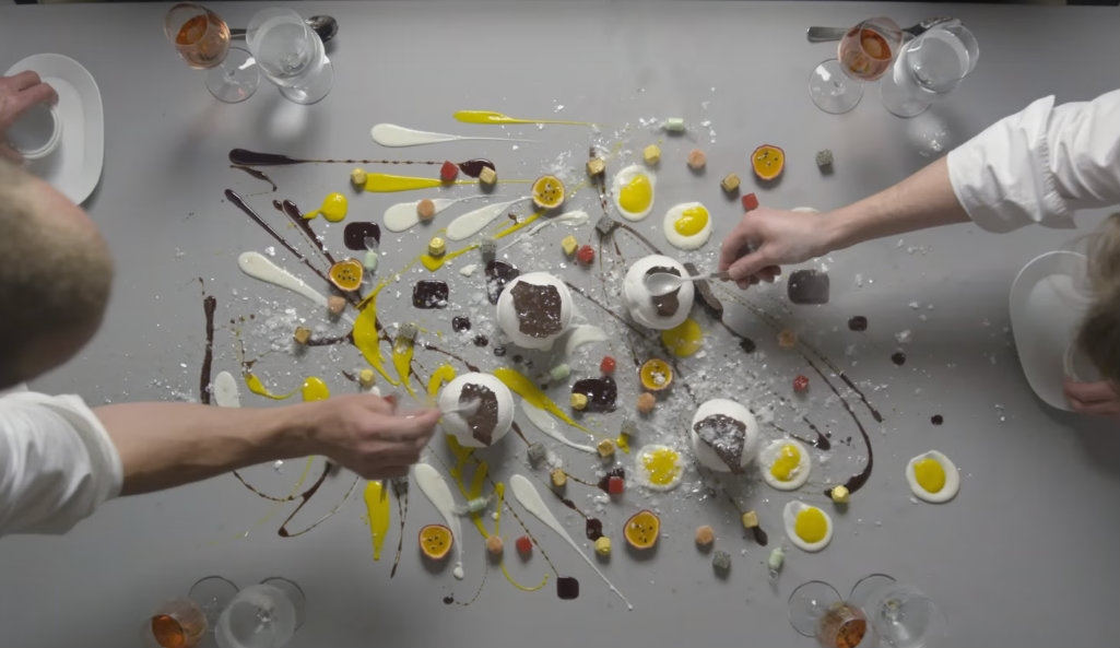 Artisan chefs on Netflix series Chef's Table
