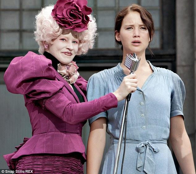 Katniss and Effie