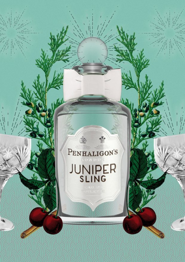 Scent Sample Sunday: Gin and Juniper Sling