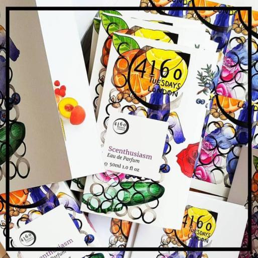 4160 Tuesdays fragrance Scenthusiasm