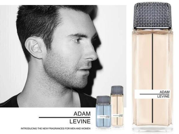 Scent Sample Sunday: Adam Levine For Her