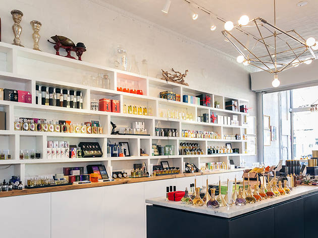 Twisted Lily perfume store in Brooklyn NY