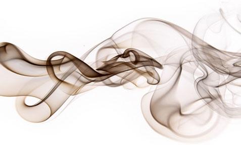 incense vapor