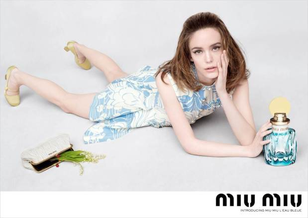 Thunking Thursday: Miu Miu L'Eau Bleue