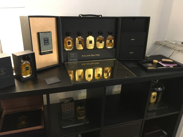Fragrance Friday: Atelier des Ors and Bois Sikar