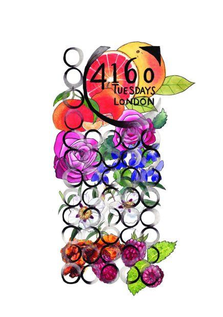 Eau de parfum Tokyo Spring Blossom or Urura's Tokyo Cafe, by 4160 Tuesdays