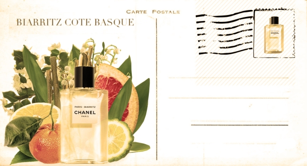 May Muguet Marathon: Chanel Paris-Biarritz