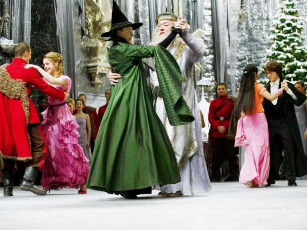 Fragrance Friday: Harry Potter?