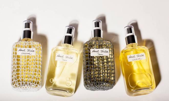 Anat Fritz perfumes