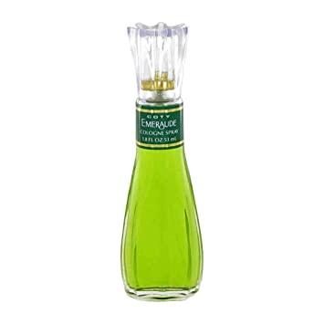 Bottle of Coty Emeraude fragrance, eau de toilette