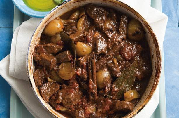Fragrant Feasts: LambStifado